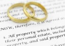 CAN A FINANCIAL AGREEMENT ENTERED INTO JUST BEFORE A WEDDING BE SET ASIDE?
