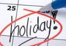 PUBLIC HOLIDAYS IN 2015 – FOR EMPLOYERS AND EMPLOYEES ON THE GOLD COAST