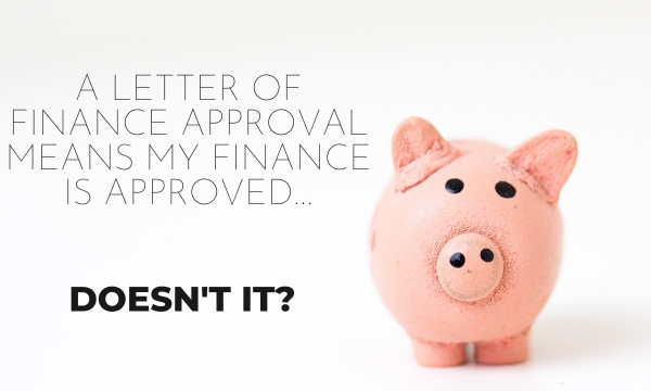 finance approval
