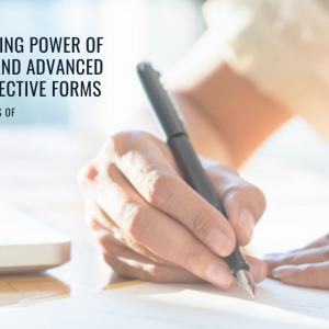 NEW ENDURING POWER OF ATTORNEY AND ADVANCE HEALTH DIRECTIVE FORMS FOR QUEENSLAND